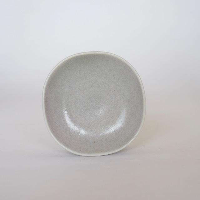 土屋由起子 青磁釉四方小皿A