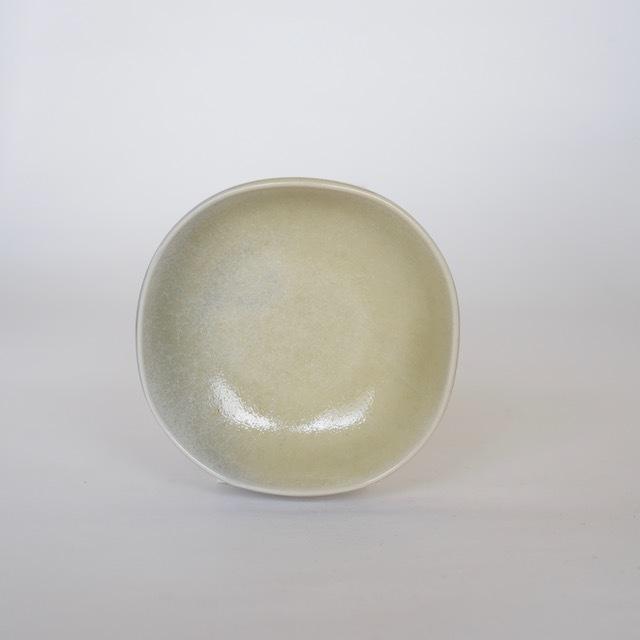 土屋由起子 青磁釉四方小皿B