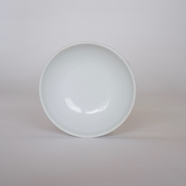 土屋由起子 白磁小皿B