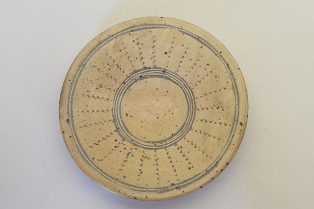中里隆 唐津三島皿 【茶道具】【小皿】【唐津焼き】