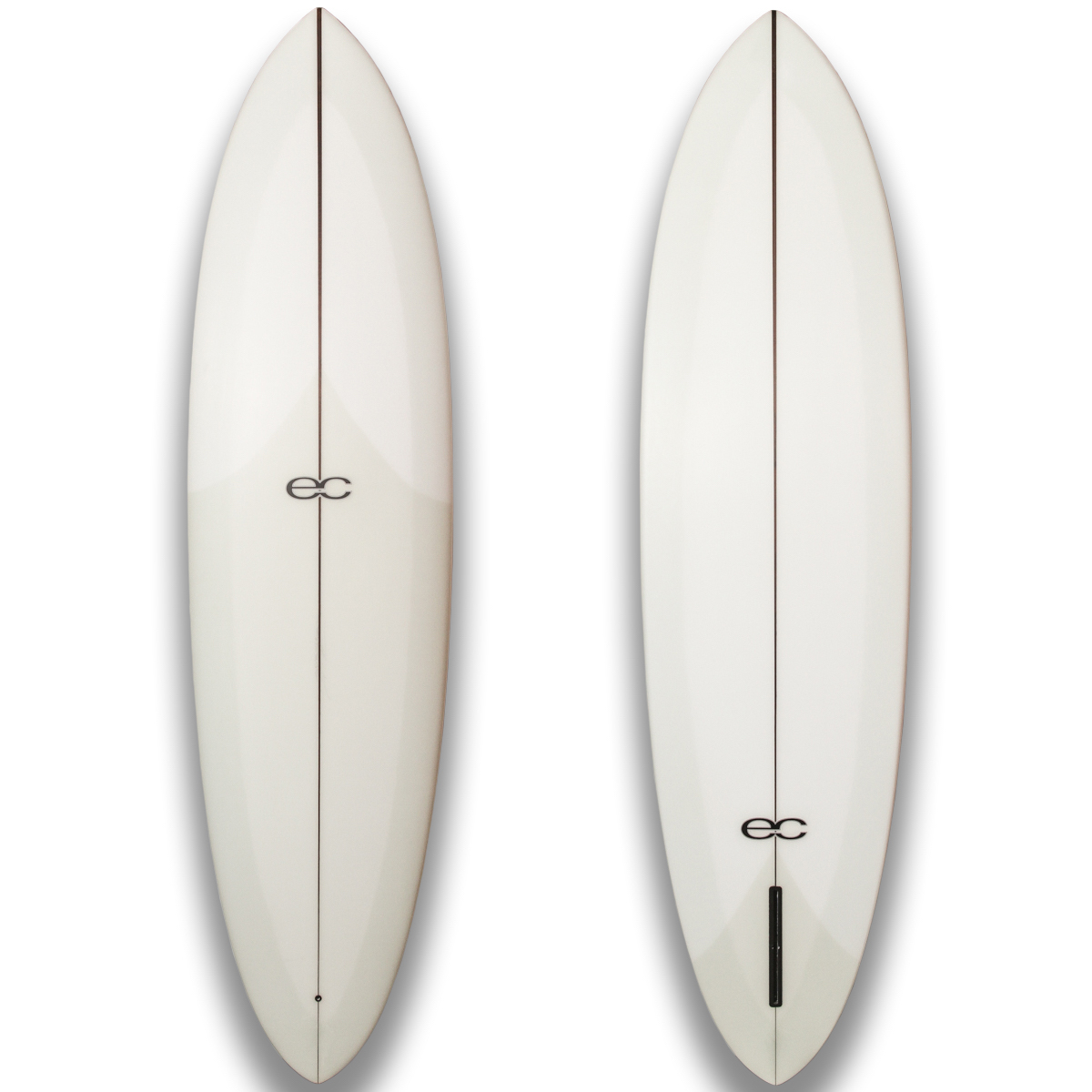 "【新品ストック】EC SURFBOARDS Mini Pelican 7'5"" x 22-1/4"" x 3"" No.20190324_2"
