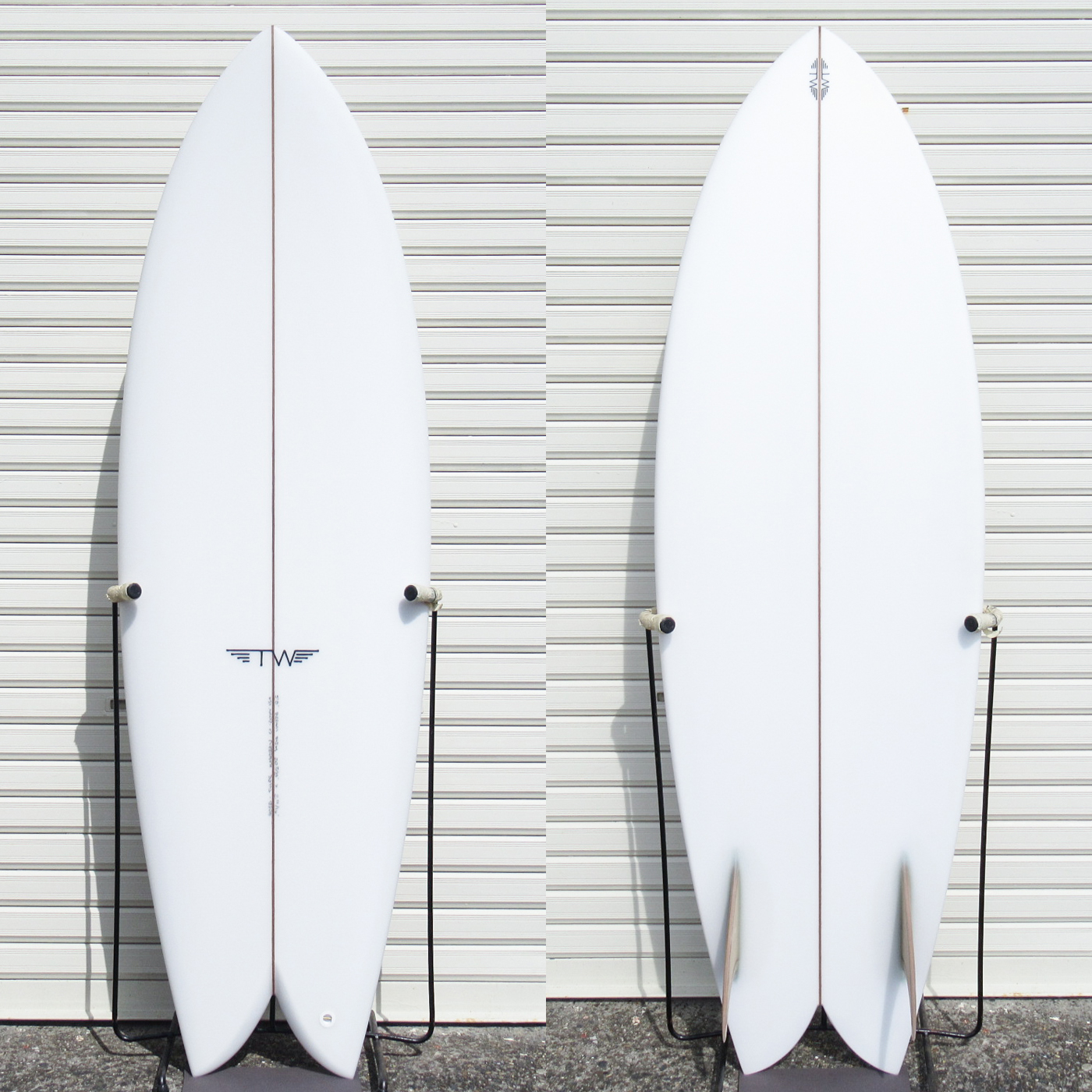 "【新品ストック】TYLER WARREN / DREAM FISH 5'8"" x 20-5/8"" x 2-9/16"" No.20200303_1"