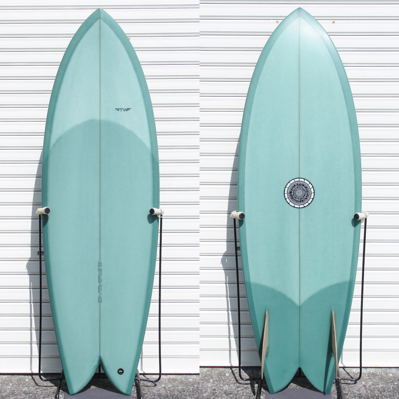 "【新品ストック】TYLER WARREN / DREAM FISH 5'5"" x 20-1/4"" x 2-3/8"" No.20200303_3"