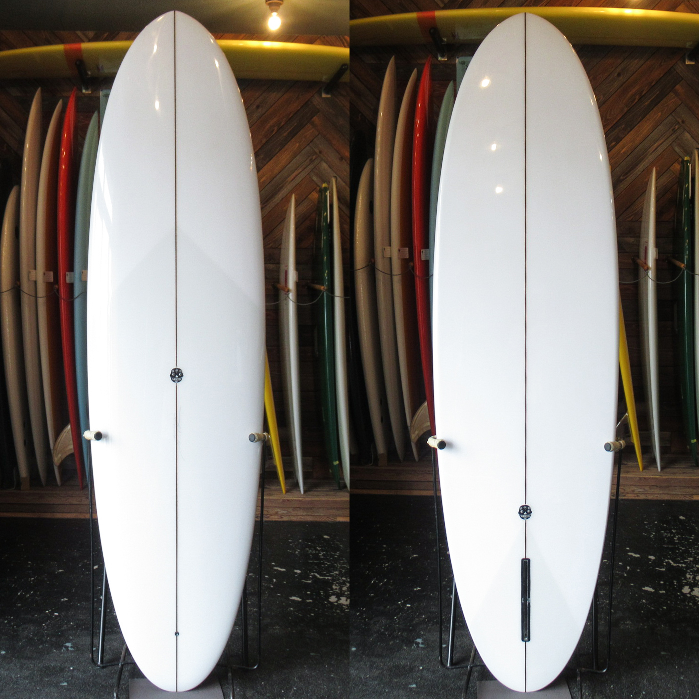 "【新品ストック】EC SURFBOARDS / FREE RIDE 6'10"" x 21-3/4"" x 2-7/8"" No.20200715_3"