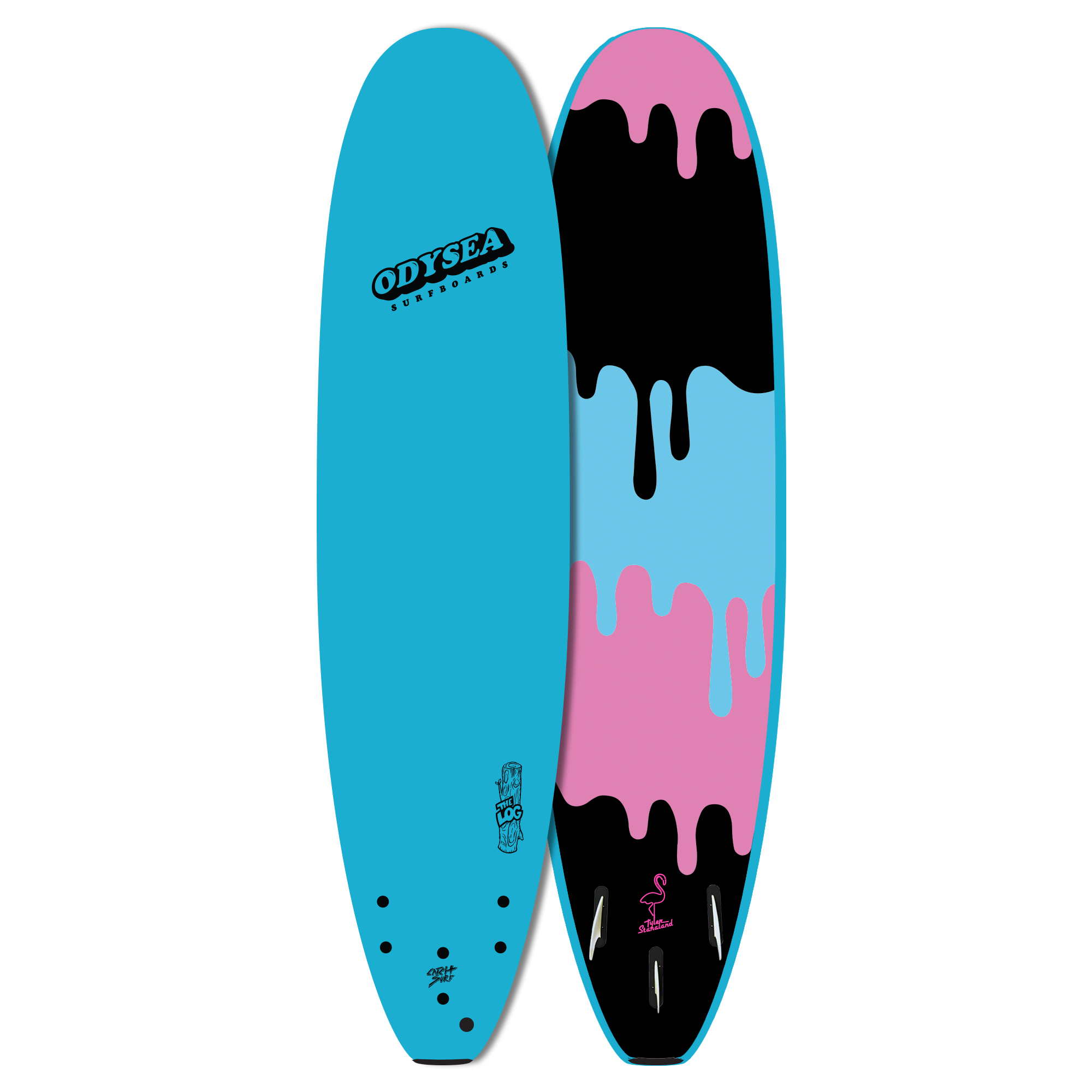 "【送料無料】2021 CATCH SURF ODYSEA LOG 8'0"" TYLER STANALAND Pro※即納可能な千葉在庫"