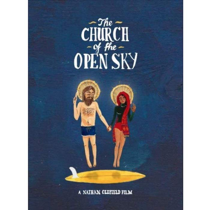 [DVD] THE CHURCH OF THE OPEN SKY
