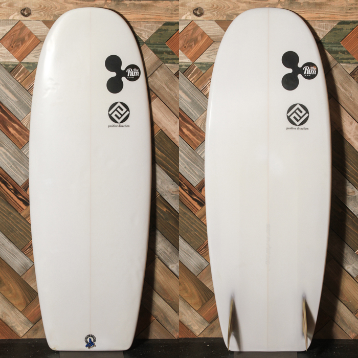 "【中古優良品】 POSITIVE DIRECTION/MINI SIMMONS 5'0"" x 21-3/4"" x 2-1/2""  【商品グレード】★★★☆☆ No.c1539"