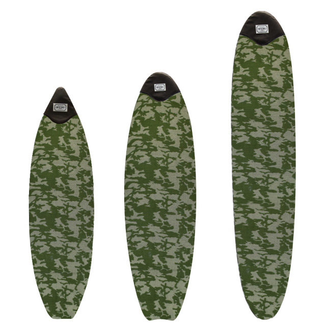 "【TLS】 KNIT CASE FUN 5'8""、6'6""、7'0""、7'6"" Green Camo"
