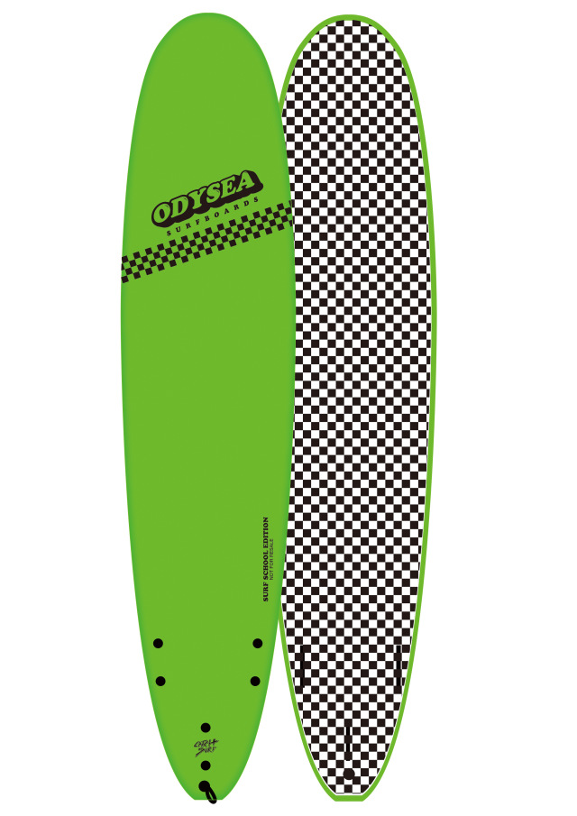 "【送料無料】2020 CATCH SURF ODYSEA LOG 10'0"" Log Surf Camp LIME※即納可能な千葉在庫"