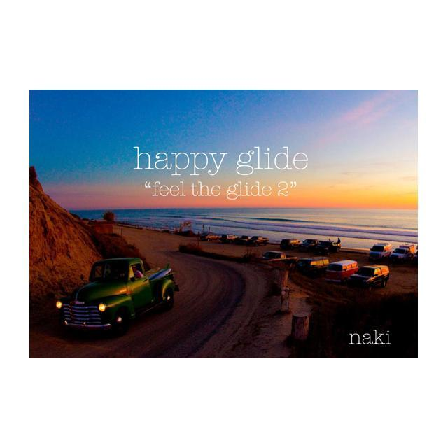 "NAKIPHOTO写真集 『happy glide ""feel the glide 2""』"