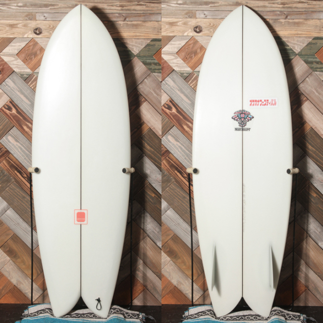 "【中古優良品】 CANVAS BLISS FISH 5'4"" x 20-1/4"" x 2-1/2""  【商品グレード】★★★☆☆ No.20180818_1"