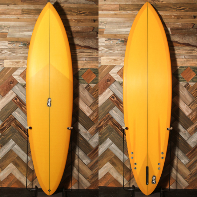 "【新品ストック】EC SURFBOARDS Cosmic Fonzer 7'2"" x 21-1/8"" x 2-9/16"" No.20181210_8"