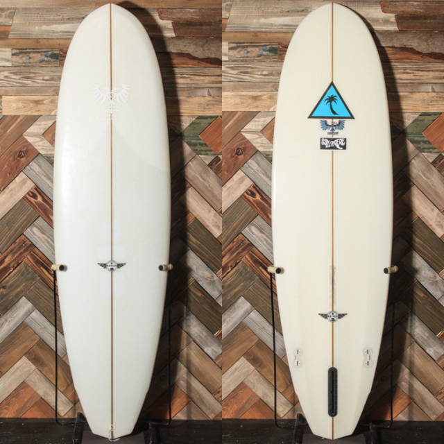"【中古優良品】 NATION / The Connector 6'5 x 21"" x 2-5/8""   【商品グレード】★★★☆☆ No.20190318_5"