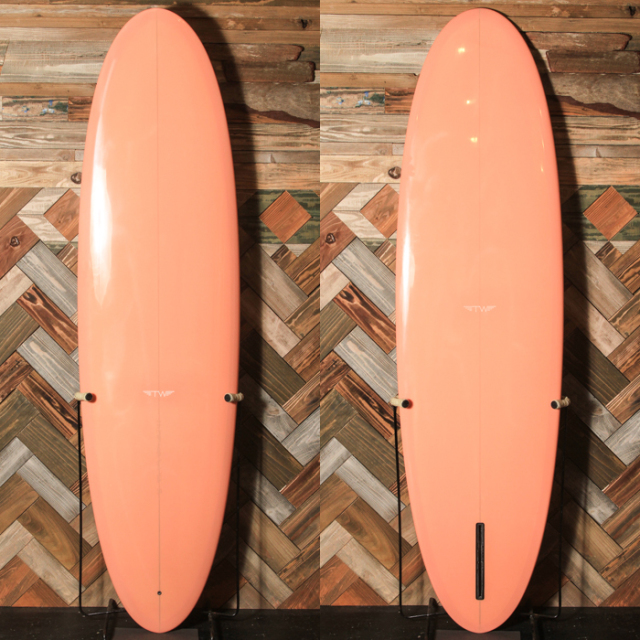 "【新品ストック】TYLER WARREN / FUNCTION HULL 6'8"" x 21"" x 2-5/8"" No.20190407_1"