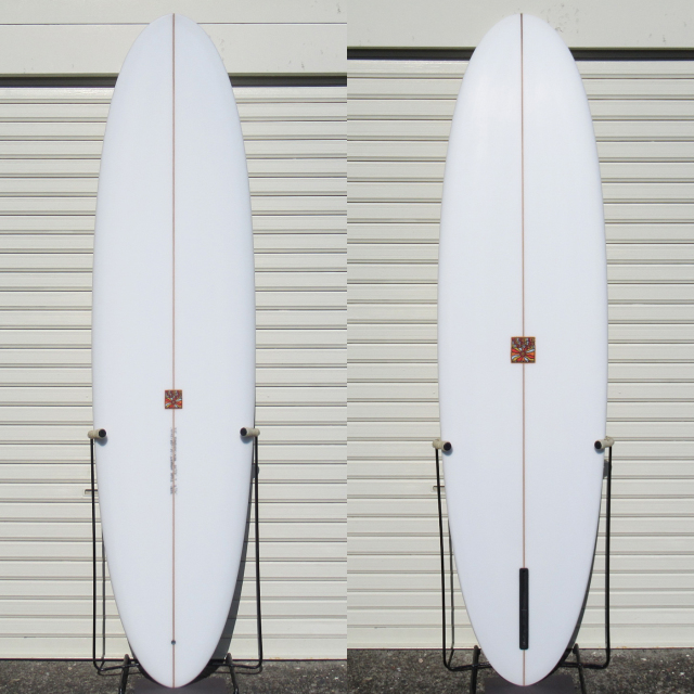 "【新品ストック】TYLER WARREN / FUNCTION HULL 7'0"" x 20-7/8"" x 2-3/4"" No.20191208_3"