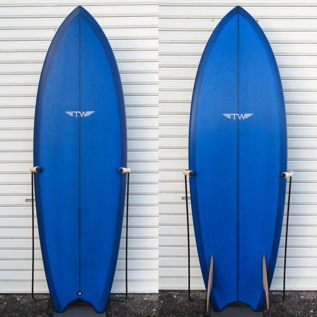 "【新品ストック】 TYLER WARREN / BULLET 5'5"" x 20 1/4""  x 2-1/2"" No.20200108_1"