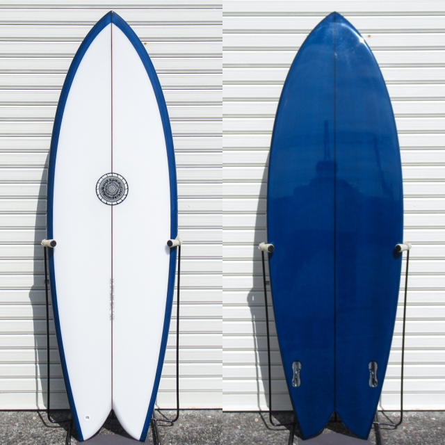"【新品ストック】TYLER WARREN / DREAM FISH 5'6"" x 20-1/2"" x 2-5/8"" No.20200303_2"