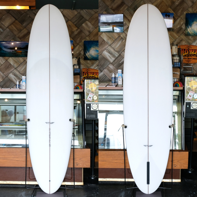"【新品ストック】TYLER WARREN / FUNCTION HULL 6'10"" x 21"" x 2-5/8"" No.20200310_1"