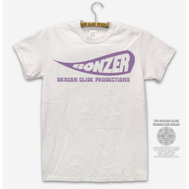 <72時間限定受注販売> THE DRAGON GLIDE PRODUCTION SERIES 【BONZER_Tee】