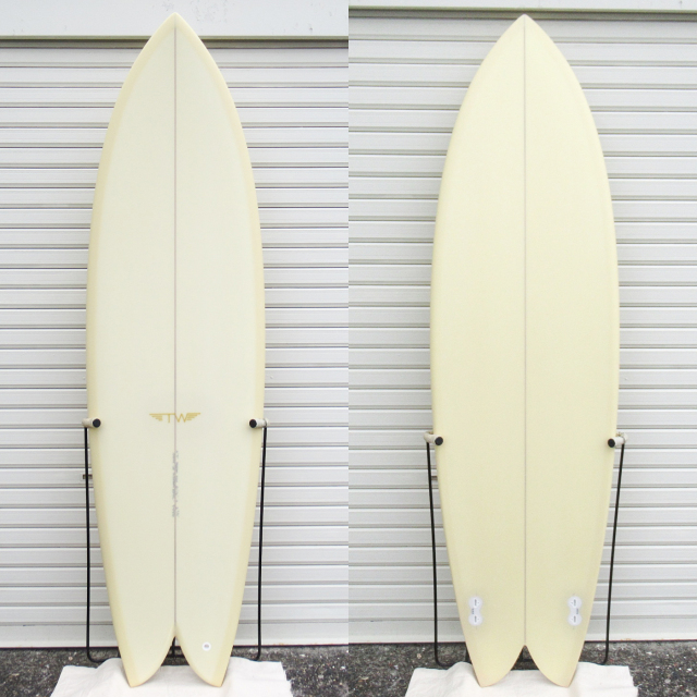 "【新品ストック】TYLER WARREN / DREAM FISH 6'7"" x 21-1/2"" x 2-3/4"" No.20200602_2"