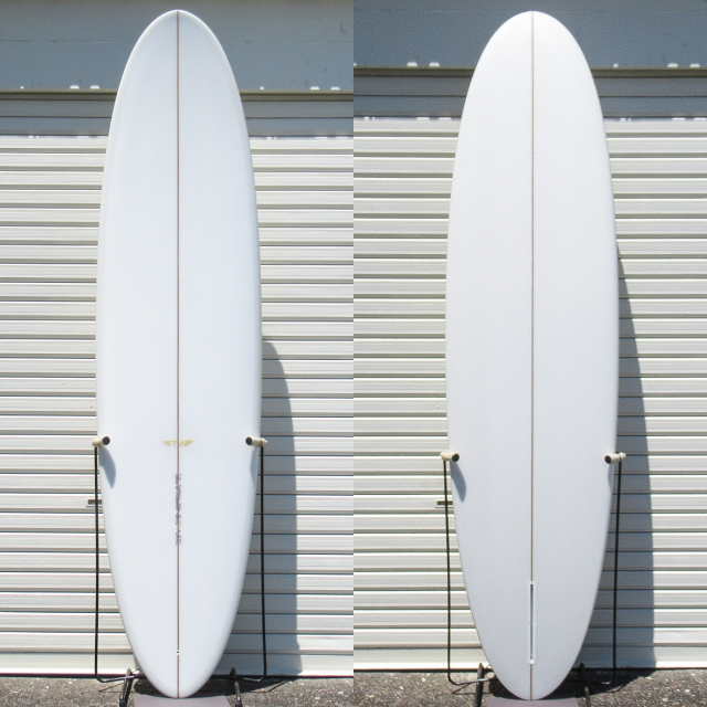 "【新品ストック】 TYLER WARREN / FUNCTION HULL 7'2"" x 21-1/4"" x 2-3/4"" No.20200801_1"