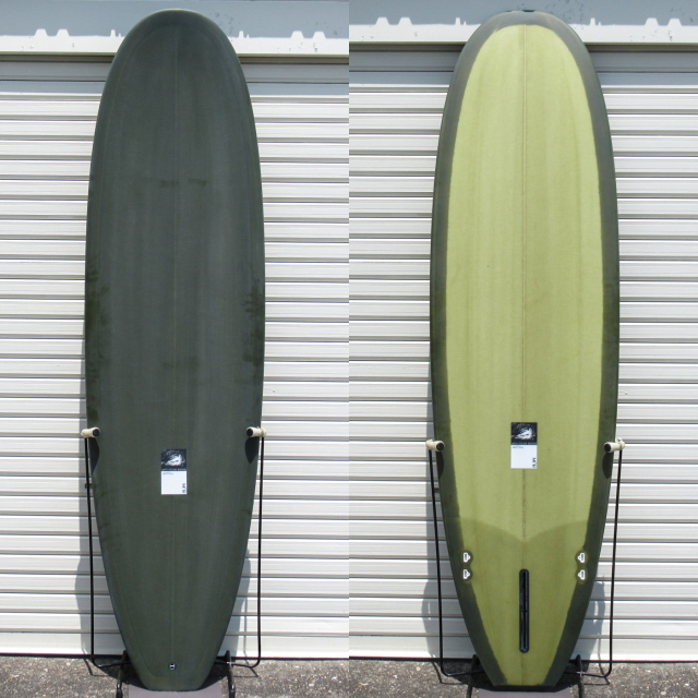 "【新品ストック】 NAKISURF Domestic Shapes / MNR 7'0"" x 22-1/2"" x 2-5/8"" No.20200813"
