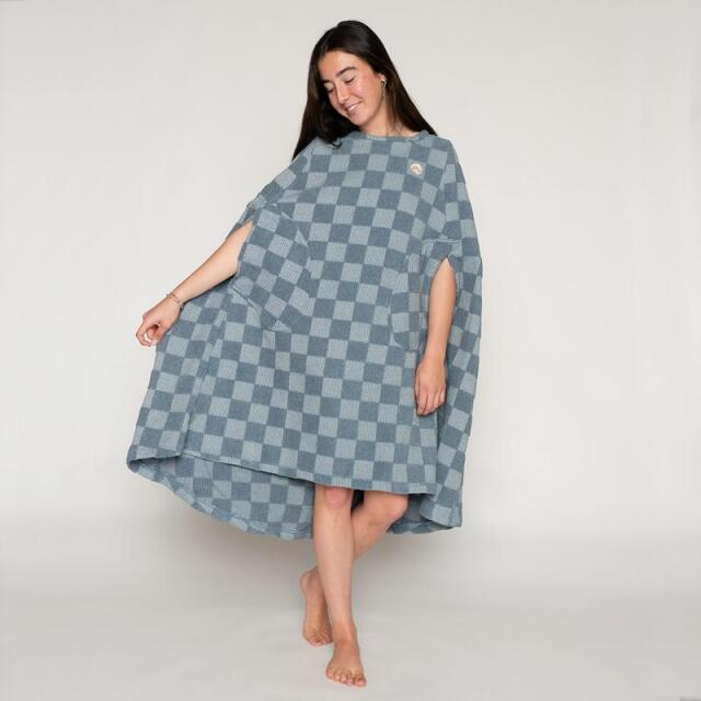 Seea Changing Cape Recycled Denim