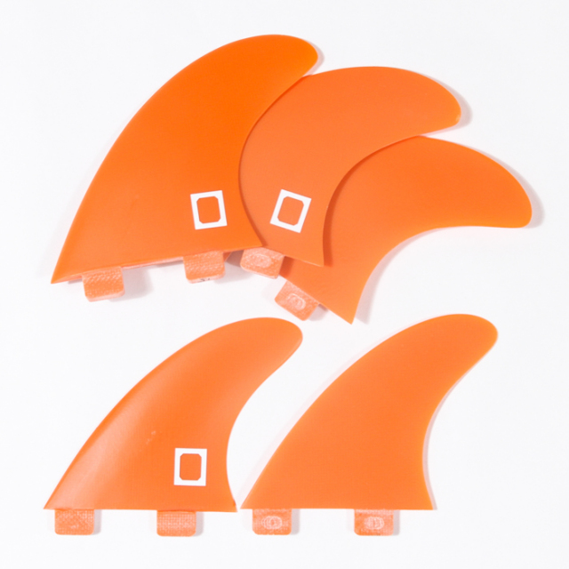 CANVAS Tri-Quad Fin Set