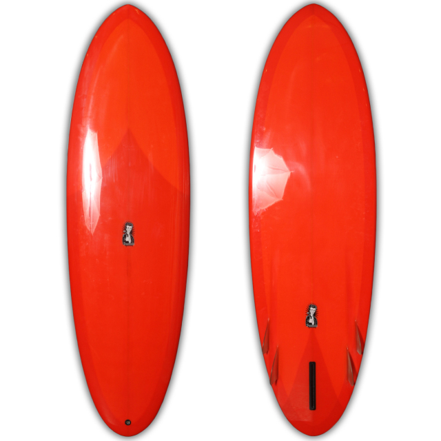 "【新品ストック】EC SURFBOARDS Freeride Fonzer 6'0"" x 20 7/8"" x 2-1/2"" No.20180909_ec_04"