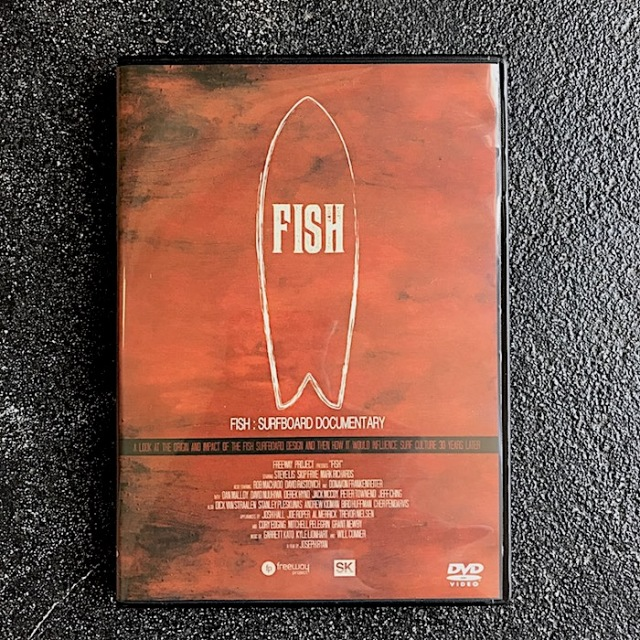 [DVD] FISH : SURFBOARD DOCUMENTARY