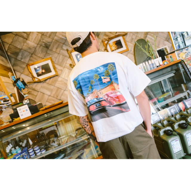 In-N-Out(インアンドアウト)【2018 HOLLYWOOD CRUISING T-shirts