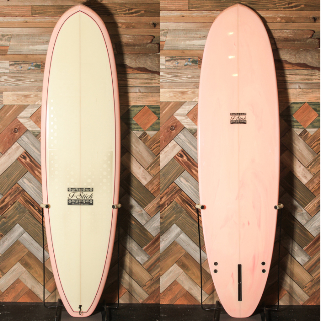 "【中古優良品】 T-STICK/FUN BOARD CLASSIC 7'0 x 21-1/4"" x 2-5/8""   【商品グレード】★★★☆☆ No.k114"