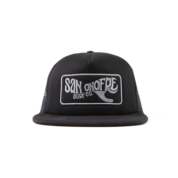 SAN ONOFRE SURF COMPANY / TRADITIONAL TRUCKER HAT