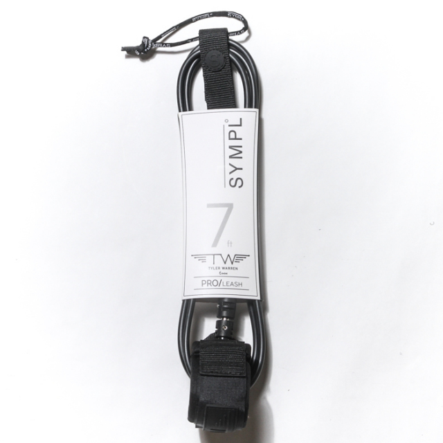 【SYMPL°】TYLER WARREN SURF LEASH 7ft PRO