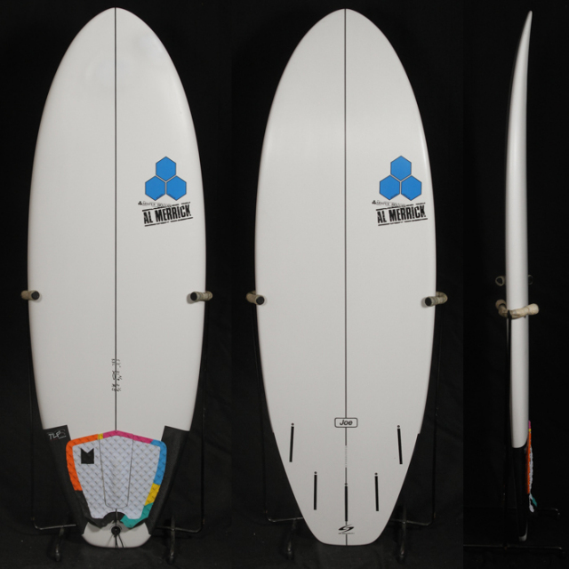 "【中古良品】 The Average Joe 5'5"" x 21-3/8"" x 2-1/2"" C-1390 【商品グレード】★★★☆☆"