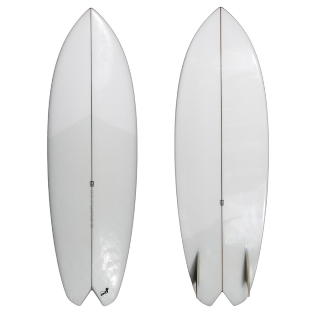 "【中古優良品】 TYLER WARREN TC 5'5"" x 19-3/4"" x 2-1/2""  【商品グレード】★★★☆☆"