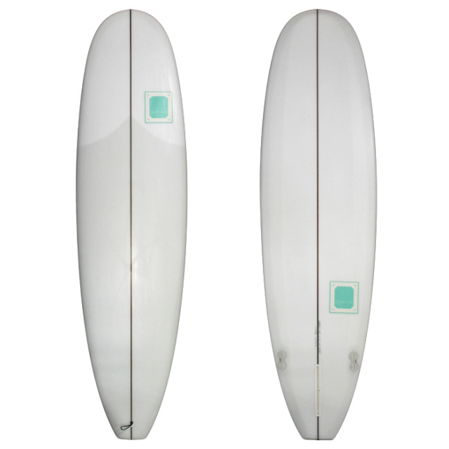 "【中古極上品】 CANVAS MINI NOSERIDER 6'12 x 22 x 2-7/16""  【商品グレード】★★★★☆"