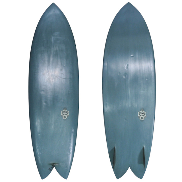 "【中古優良品】 ENO SURFBOARDS FISH 6'1"" x 20-15/16"" x 2""  【商品グレード】★★★☆☆"