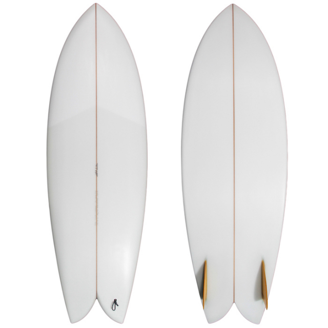 "【中古極上品】 TYLER WARREN / DREAM FISH 5'4-1/2"" x 20-3/8"" x 2-1/2""   【商品グレード】★★★★☆"