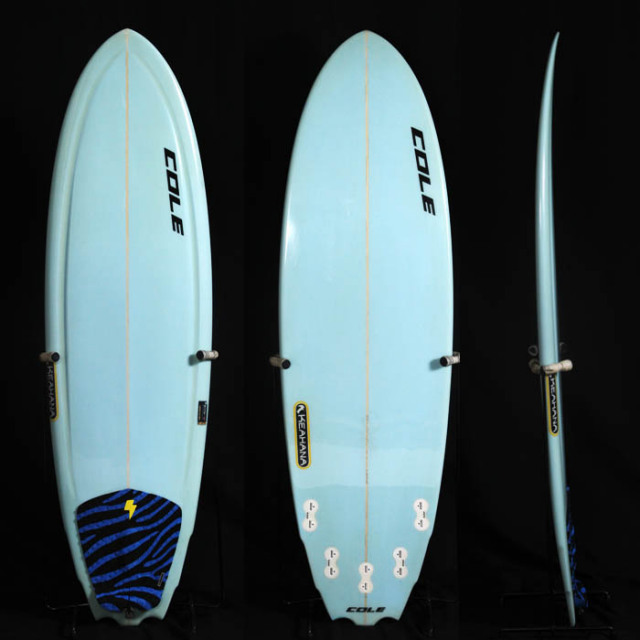 "【中古優良品】PRAYING MANTIS 5'8"" x 19-3/4"" x 2-5/16"" C-1321 【商品グレード】★★★☆☆"