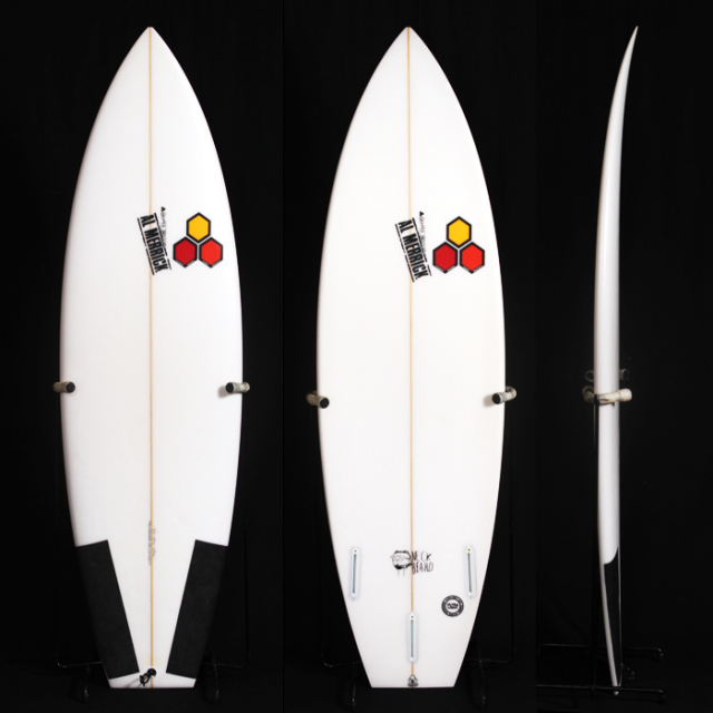 "【中古優良品】CHANNEL ISLANDS THE  NECK BEARD 5'7"" x 19-1/2"" x 2-5/16""  C-1346  【商品グレード】★★★☆☆"
