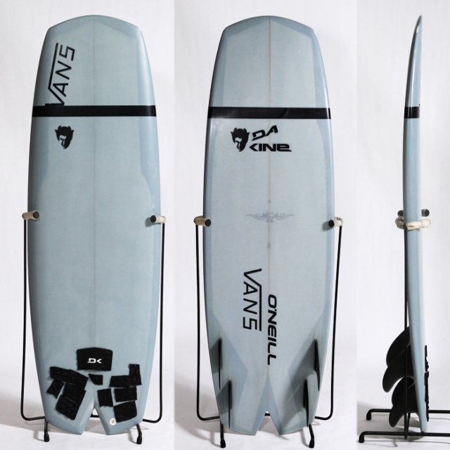 "【中古優良品】Eishin Surfboards QUAD  5'0"" x 20"" x 2-5/16""  C-1352  【商品グレード】★★★☆☆"