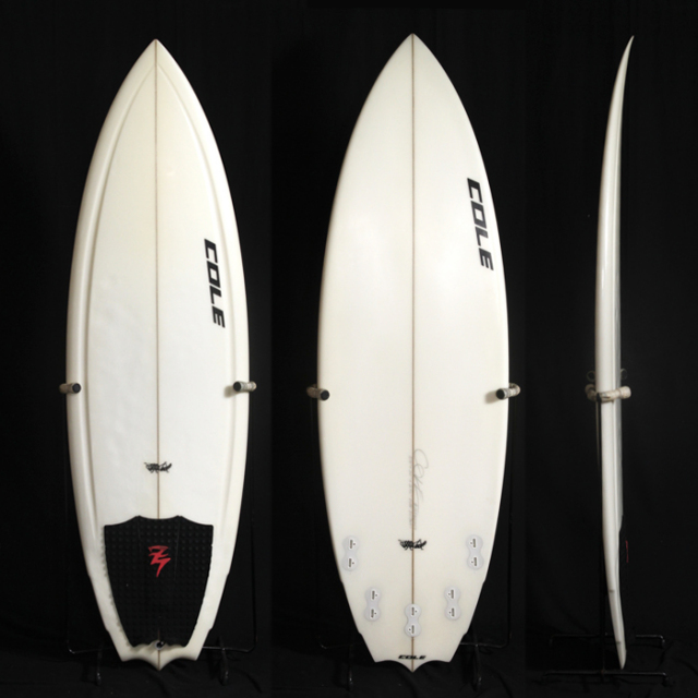 "【中古優良品】GRASS HOPPER 5'8"" x 20"" x 2-1/2""  C-1362 【商品グレード】★★★☆☆"