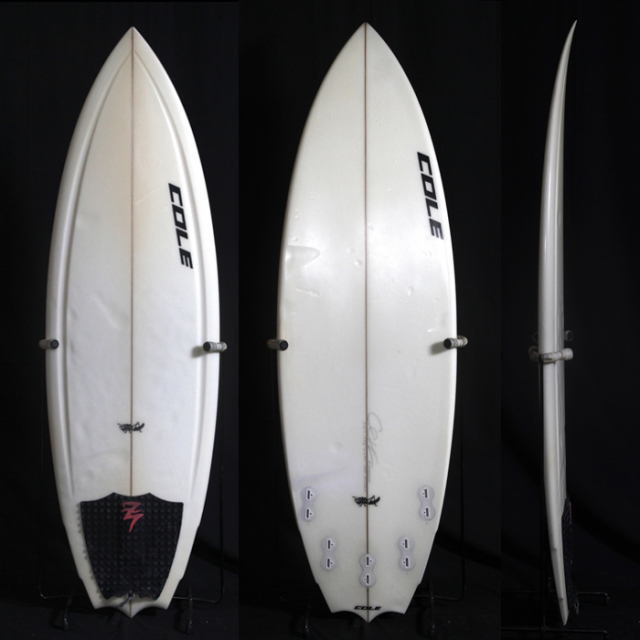 "【中古優良品】GRASS HOPPER 5'6"" x 19-3/8"" x 2-3/8""   C-1372 【商品グレード】★★★☆☆"
