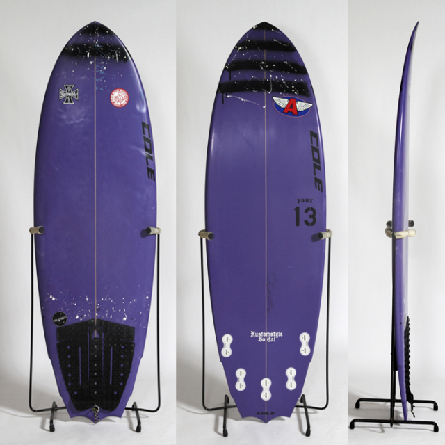 "【中古優良品】PRAYING MANTIS 5'4"" x 19-3/4"" x 2 5/16""  C-1375 【商品グレード】★★★☆☆"