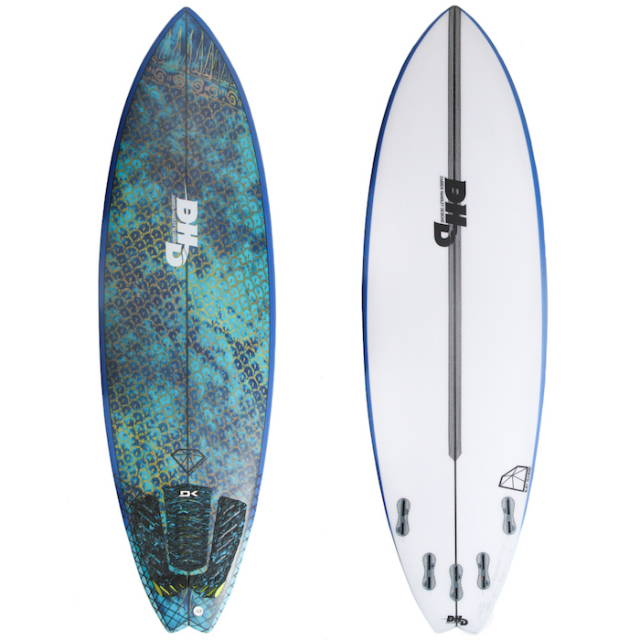 "【中古優良品】 DHD BLACK DIAMOND 6'1"" x 20-3/4"" x 2-1/2""  【商品グレード】★★★☆☆"
