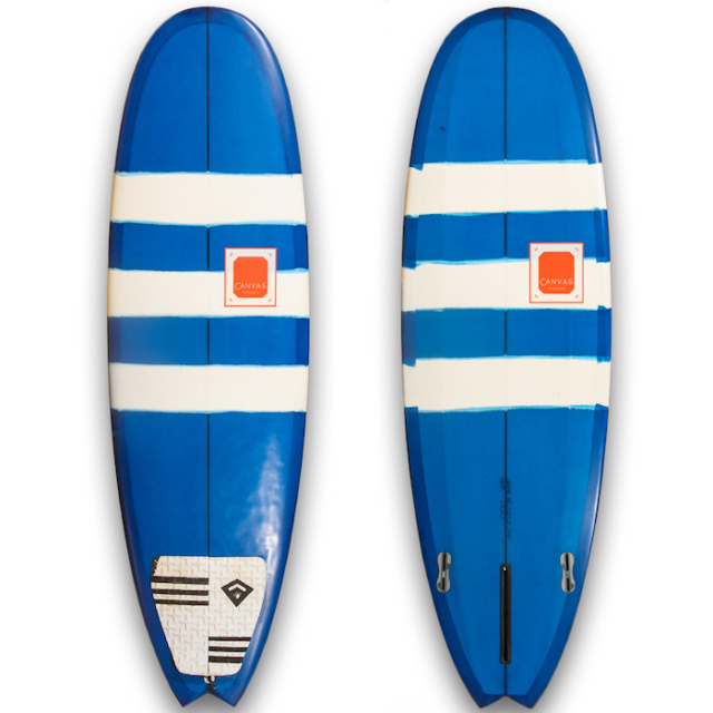 "【中古優良品】 CANVAS MINI NOSERIDER 5'12"" x 21"" x 2-5/8""   【商品グレード】★★★☆☆"