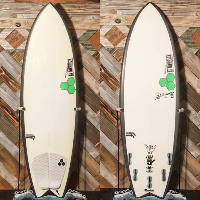 "【中古優良品】 ALMERRICK THE HIGH5 5'6"" x 19-7/8"" x 2-9/16""  【商品グレード】★★★☆☆ No.c1476"