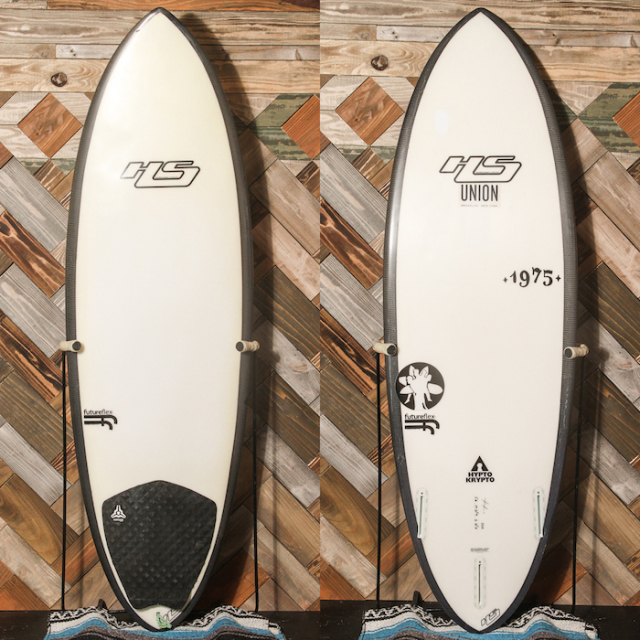 "【中古優良品】 HAYDEN SHAPES HYPTO KRYPTO 5'6"" x 19-3/4"" x 2-3/8""  【商品グレード】★★★☆☆ No.c1477"