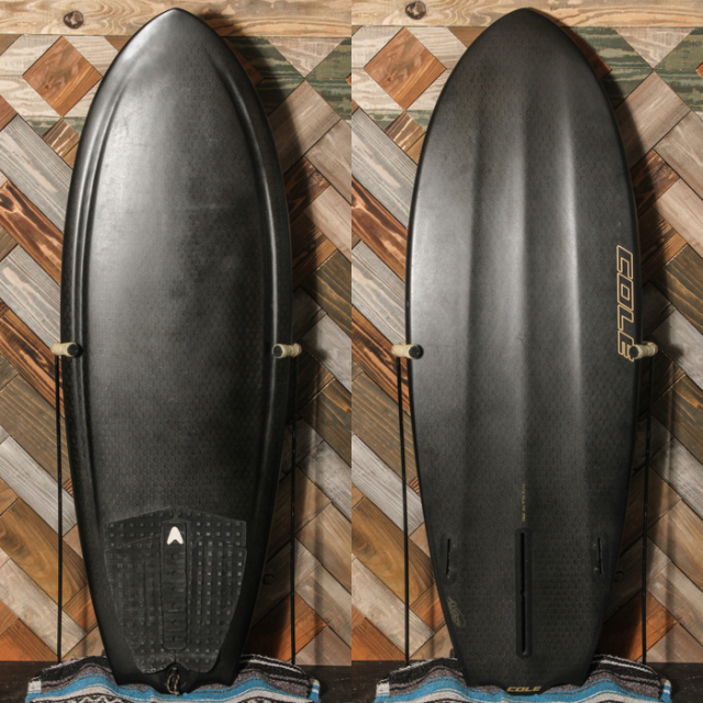 "【中古優良品】 AVISO COLE BD3-b 5'0"" GOLD LABEL 5'0"" x 20-1/4"" x 2-5/8""   【商品グレード】★★★☆☆ No.c1501"
